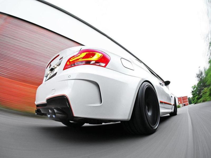 BMW 1 Series M Coupe by APP