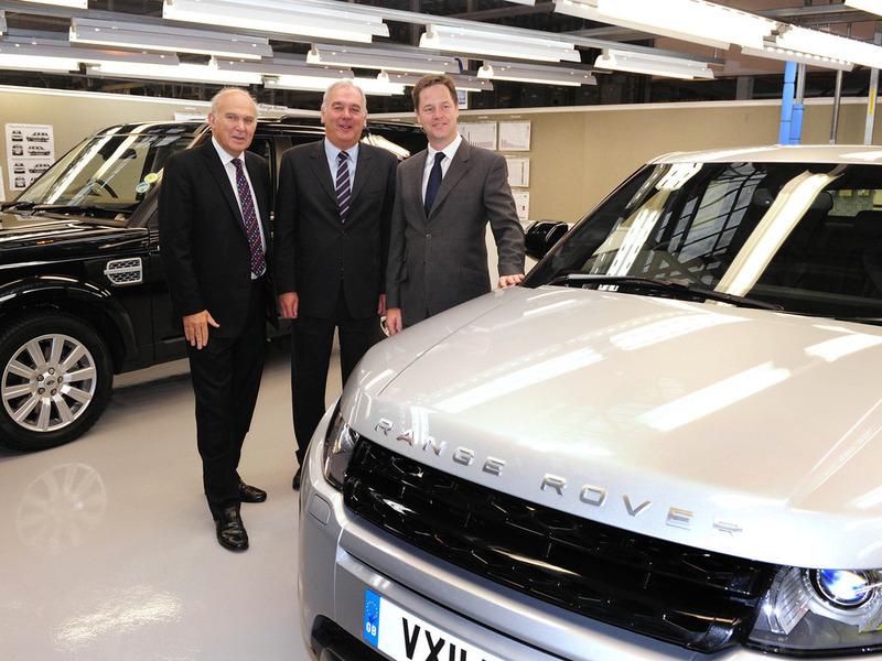 Jaguar Land Rover создаст новый бренд для Китая