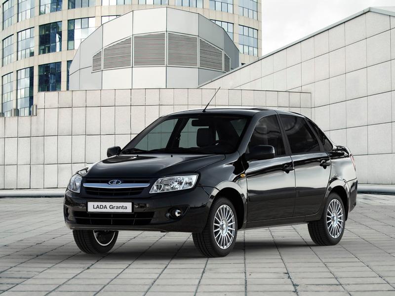 АвтоВАЗ объяснил, почему дорожает Lada Granta
