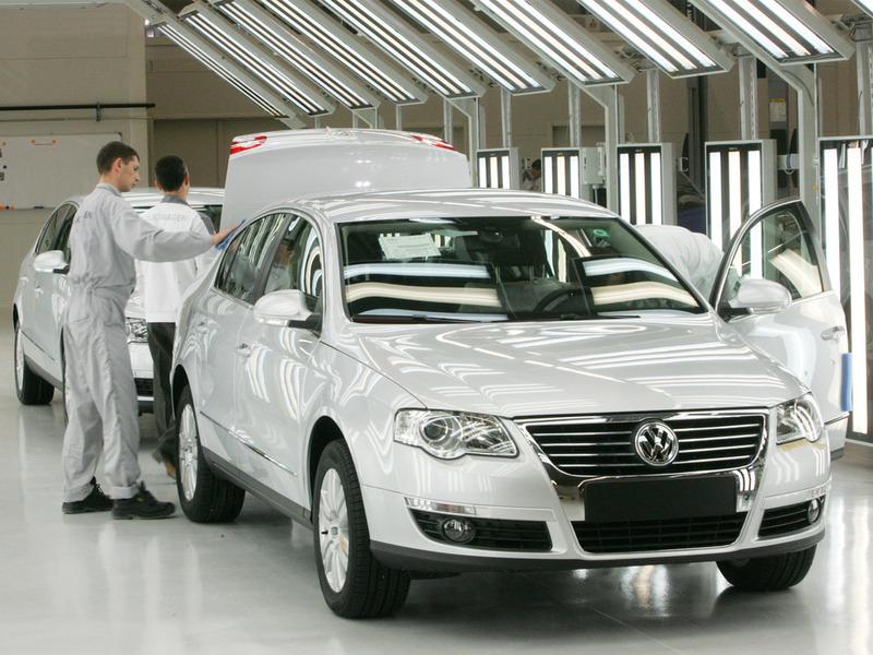 Автомобили Volkswagen в Калуге будут делать из российского автолиста