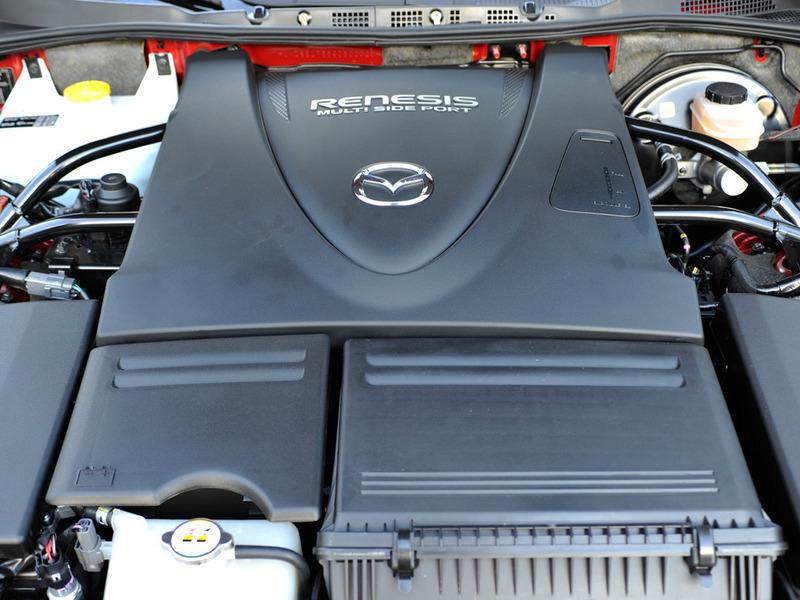 Mazda откажется от V6 и разработает новый ротор
