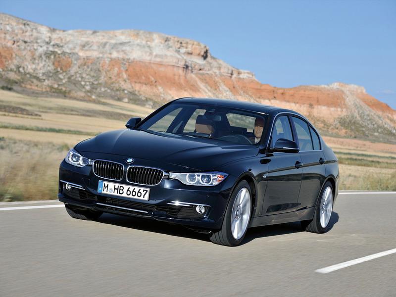 Гибрид BMW 3 серии оснастили умной навигацией