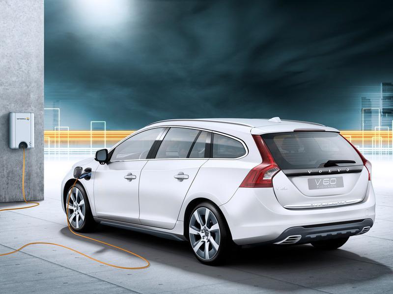гибрид Volvo