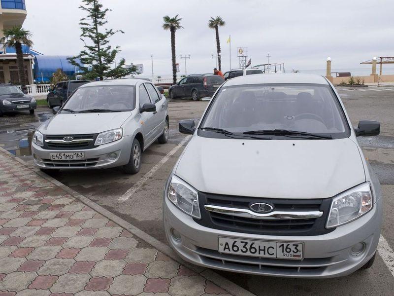 Lada Granta с 1 апреля подорожает на 10 тысяч рублей