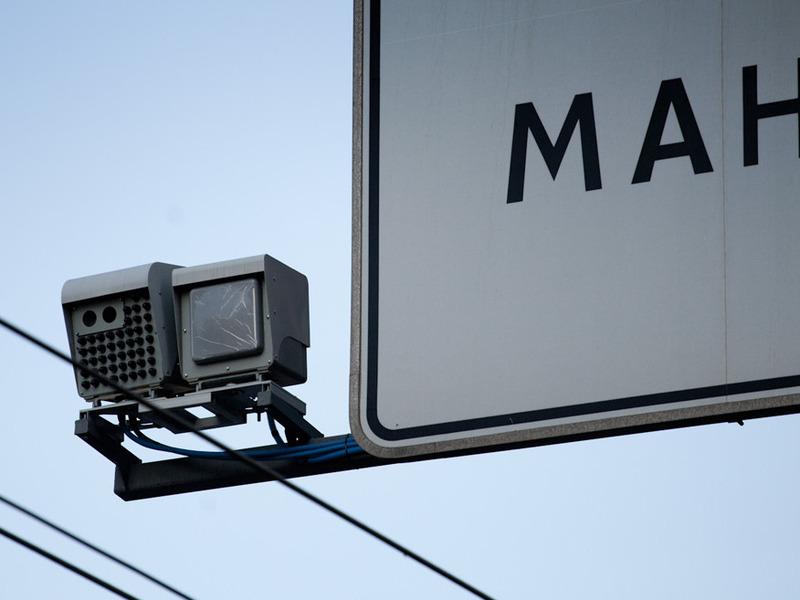 Выезжать на МКАД...  Московские власти распространили информацию о расположении всех дорожных камер...
