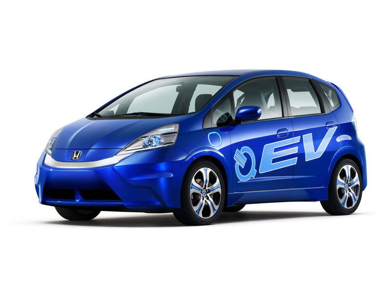 Honda Jazz/Fit EV