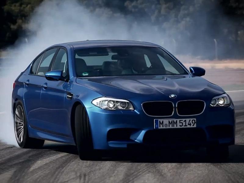Лидером мирового рынка премиальных автомобилей стал BMW