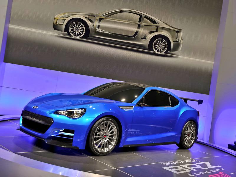 Subaru покажет в Токио несколько новых тюнинг-пакетов
