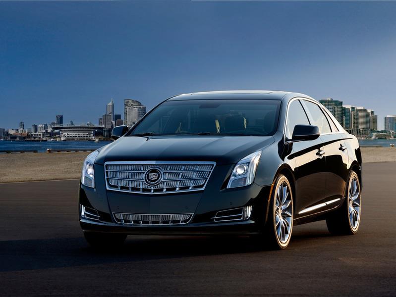 Cadillac будет выпускать в Китае сразу три седана