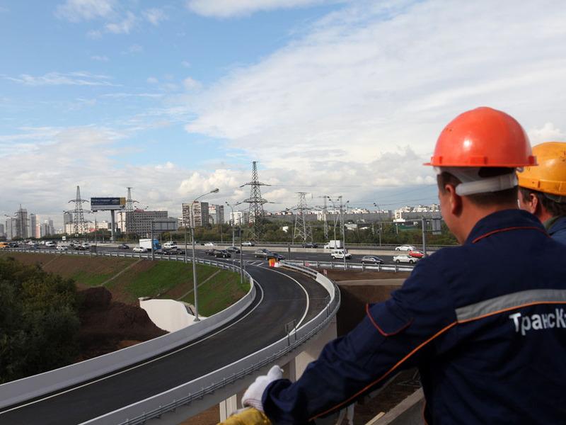 Названа цена развязки на пересечении Ленинградки и МКАД
