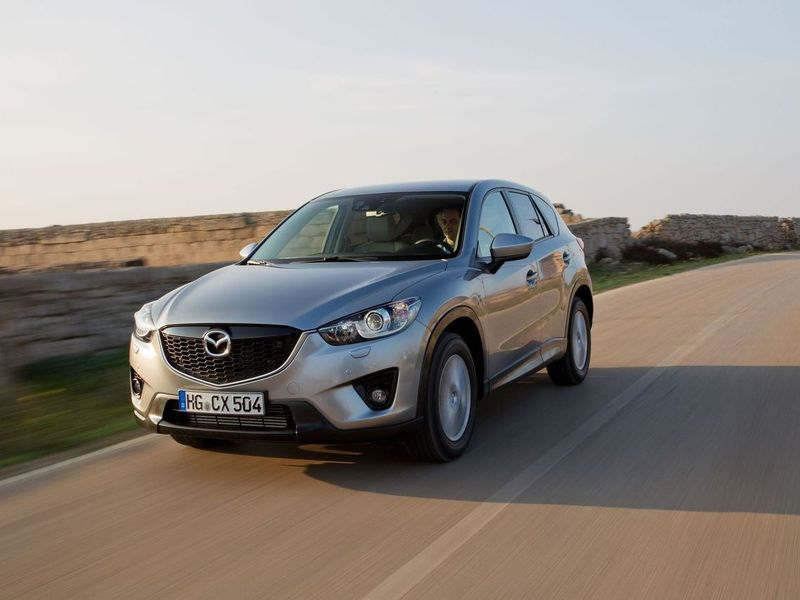 Продажи Mazda CX-5 в Японии превысили ожидания в 8 раз