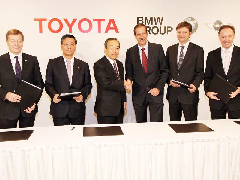 BMW и Toyota начинают работать над новым поколением батарей