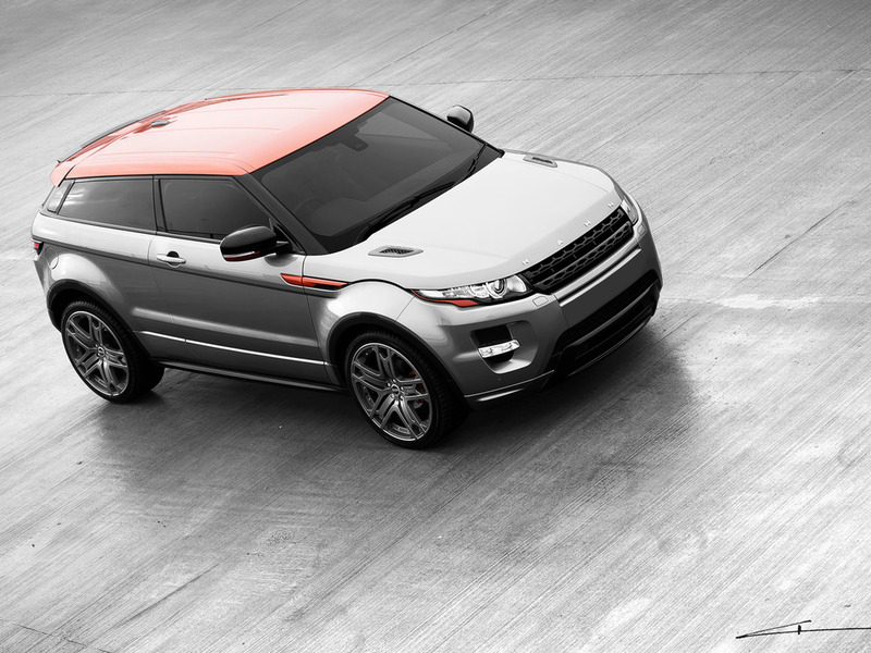 Range Rover Evoque by Project Kahn