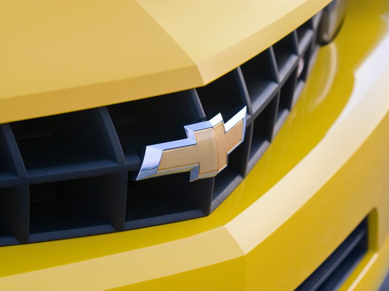 Chevrolet распускает слухи об анонимной новинке