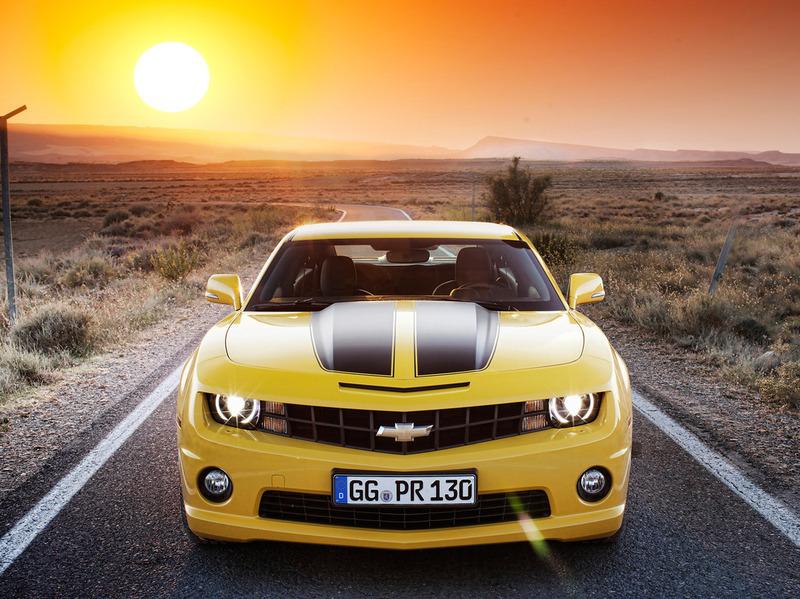 Chevrolet объявил официальные цены на Camaro в России