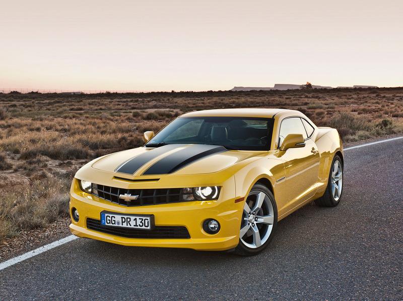 Новый Chevrolet Camaro должен повторить успех нынешнего