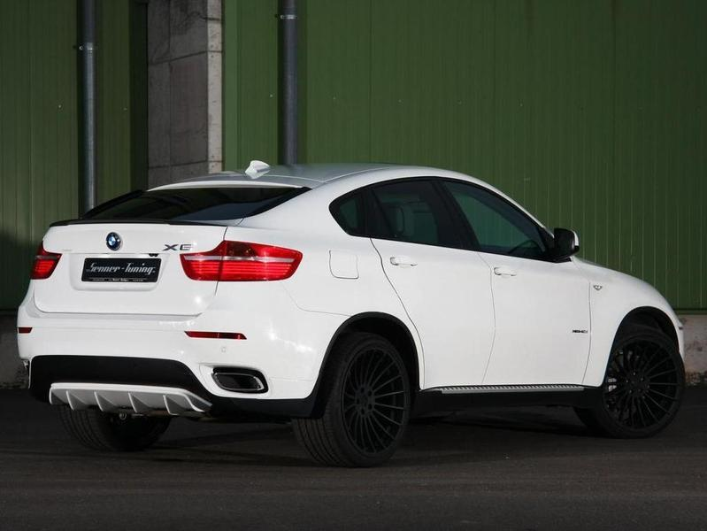 BMW X6 by Senner Tuning