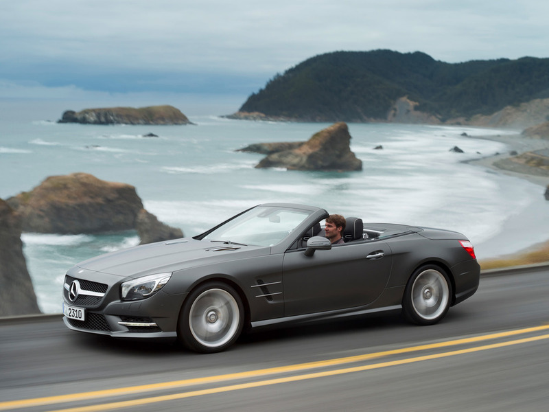 Mercedes-Benz SL 2013