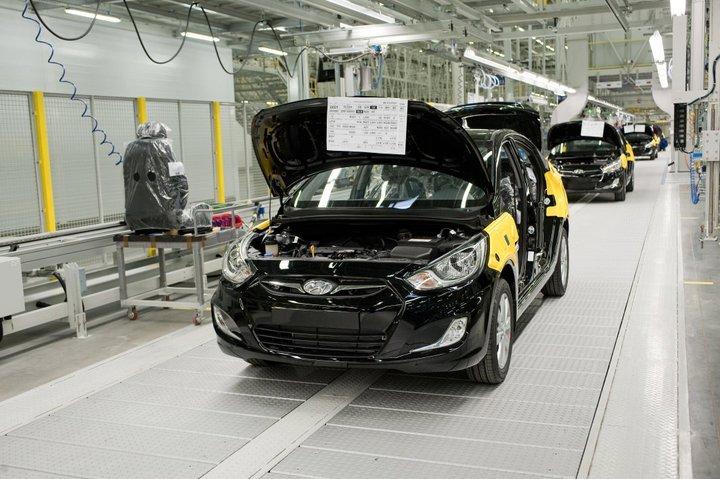 Hyundai не планирует увеличивать мощности в России