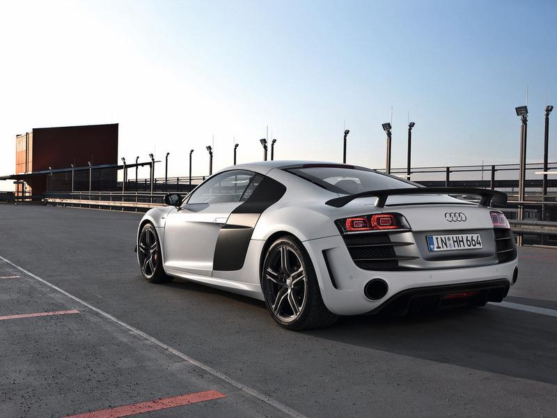 Премьера рестайлингового Audi R8 может состояться в Москве