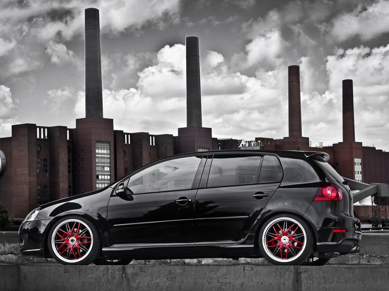 VW Golf GTI mkV Schmidt Revolution