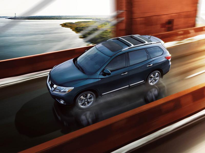 Nissan показал в Нью-Йорке будущий Pathfinder