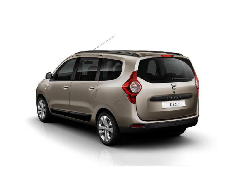 Dacia приготовила для Женевы бюджетный минивэн