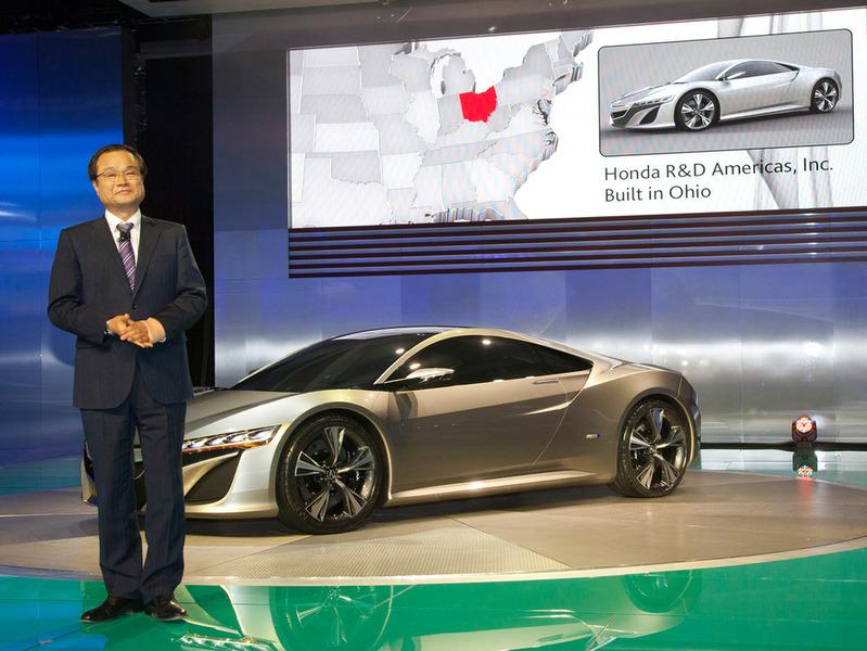Acura начнет официальные продажи в России в 2014 году