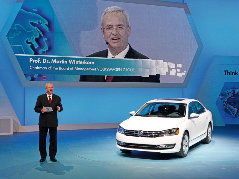 Volkswagen обошел Toyota по продажам автомобилей