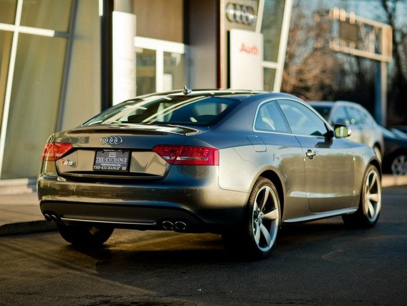 Audi S5 Coupe Special Edition