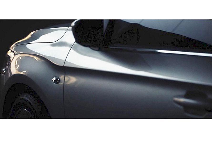 Бюджетный седан Citroen - радиаторна…