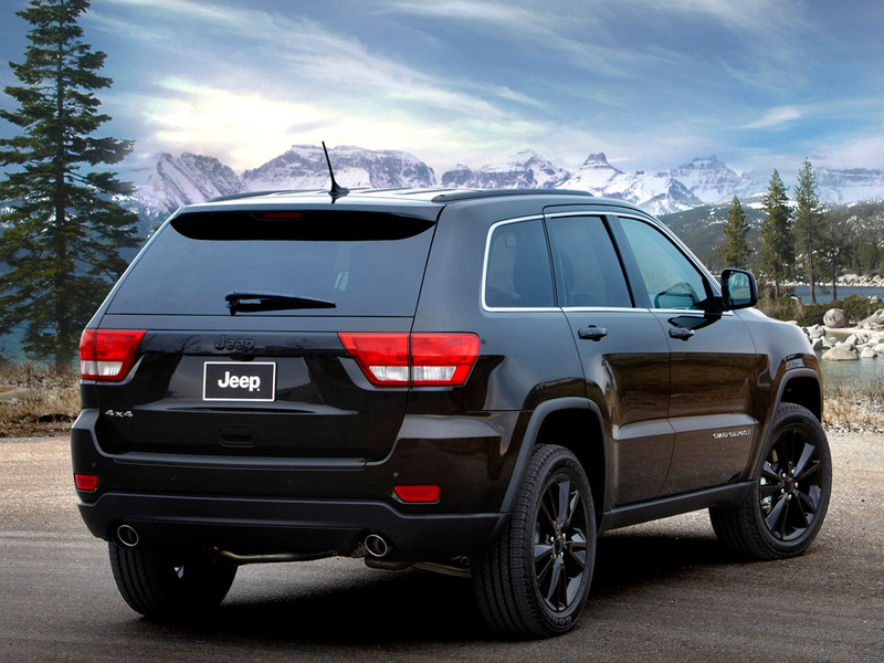 Jeep Gran Cherokee Stealthy