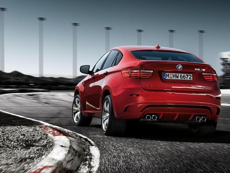 BMW X6 M facelift 2013