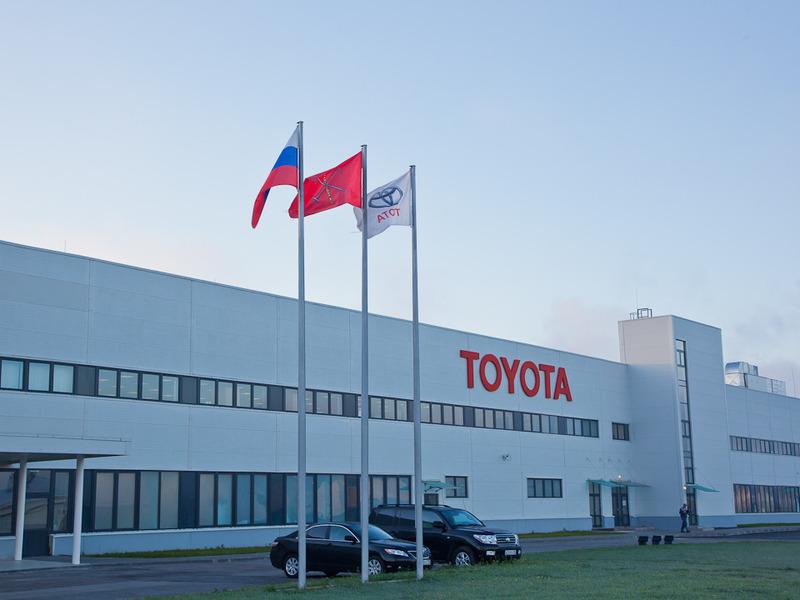 Toyota создает собственную универсальную платформу