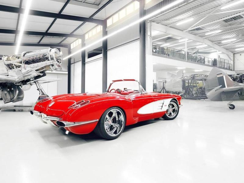 1959 Chevrolet Corvette by Pogea Racing