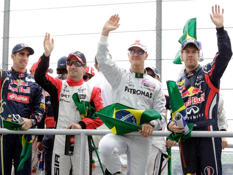 Стали известны зарплаты гонщиков Формулы-1