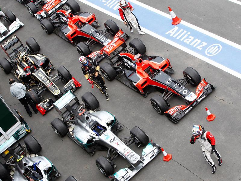 Гран При Аргентины состоится в 2013 году