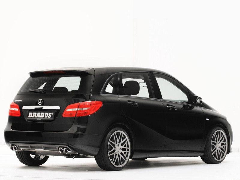 2012 Mercedes B-Class by Brabus