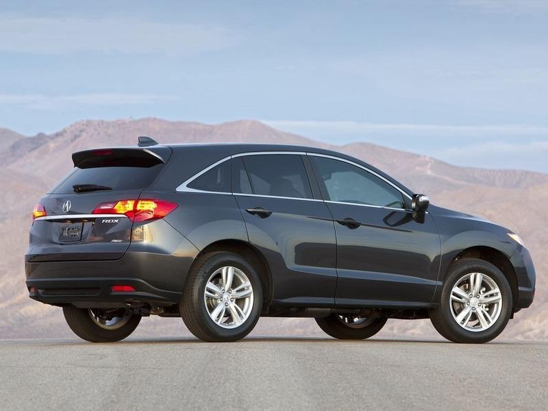 Компания Acura показала две новых модели