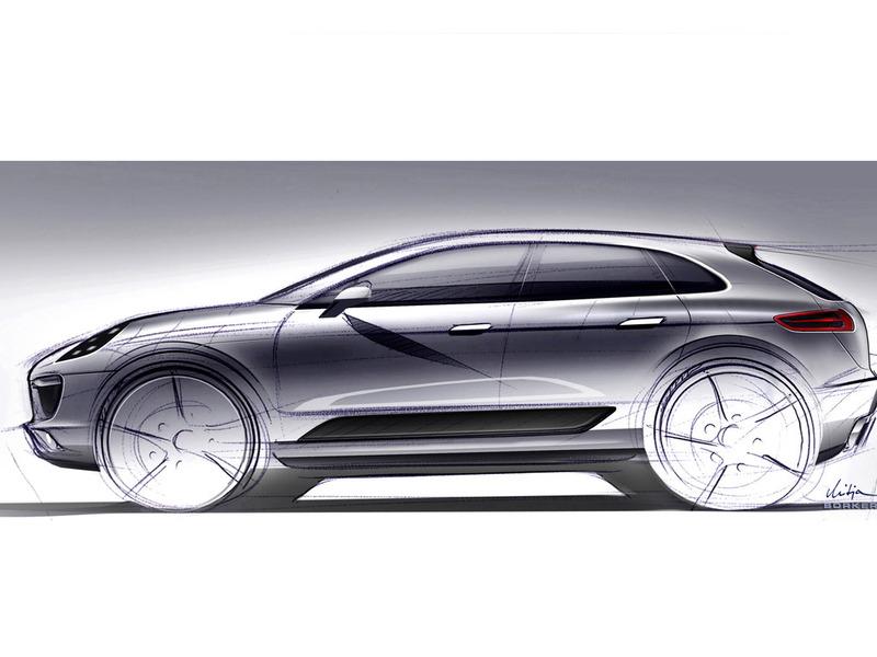 Porsche Macan получит новый турбированный двигатель V6