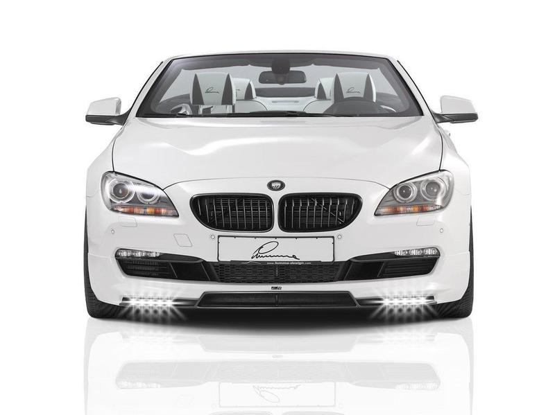 BMW 650i Cabriolet, CLR 600 GT by Lumma Design
