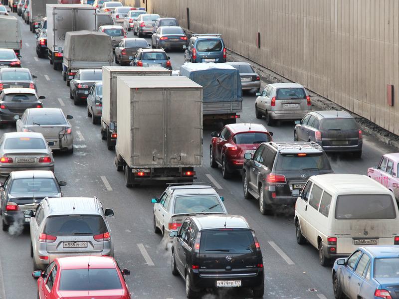На развитие транспортной сети Москвы в 2012 году потратят 192,3 млрд рублей