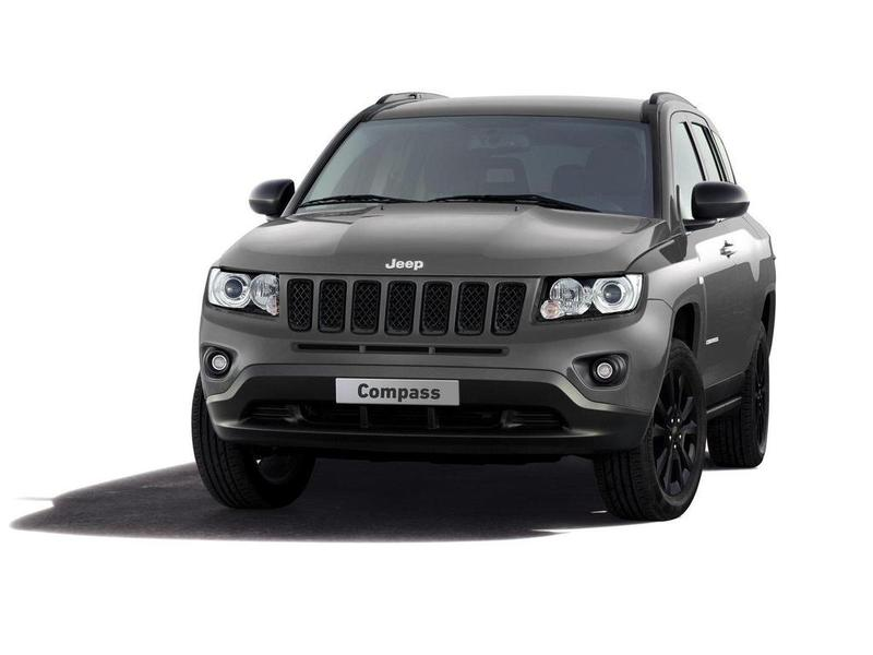 Jeep Compass black look concept