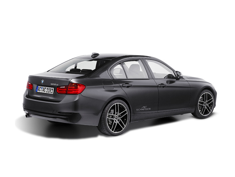 BMW 3 Series F30 Performance Program by AC Schnitzer