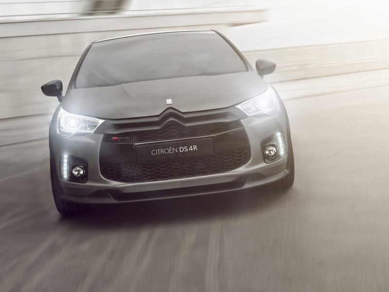 Citroen DS4 Racing Сoncept