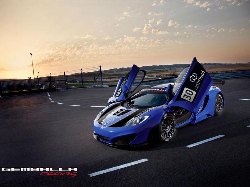 Gemballa Racing McLaren MP4-12C GT3