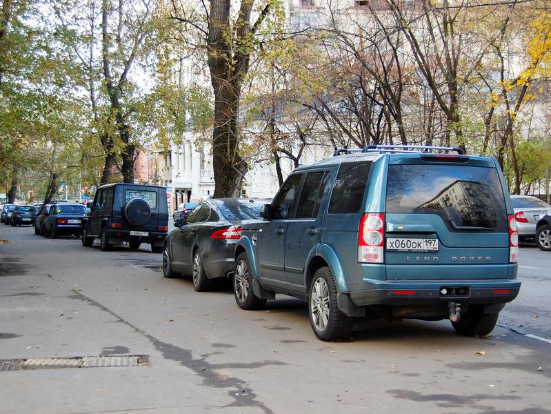 Парковку в Москве можно будет оплатить с мобильного