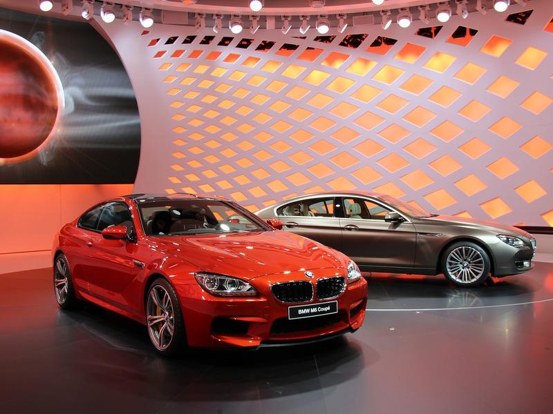 BMW объявил российские цены на 6 Series Gran Coupe и купе M6