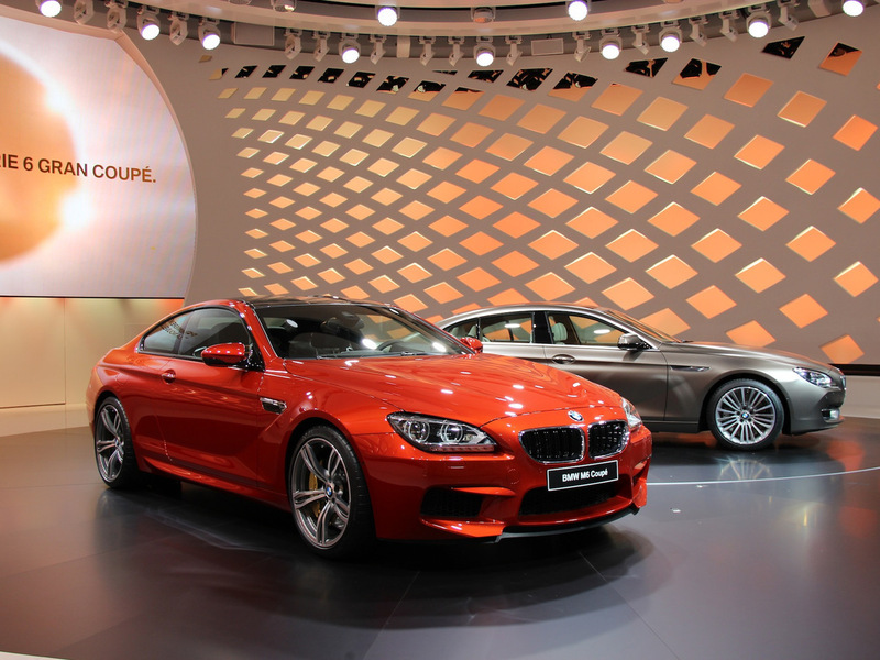 BMW 6 Series Gran Coupe M6