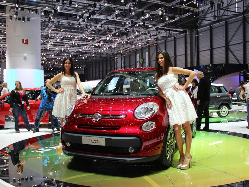 Fiat открыл новый завод стоимостью 1 млрд евро в Сербии